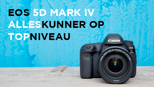Preview EOS 5D mark IV