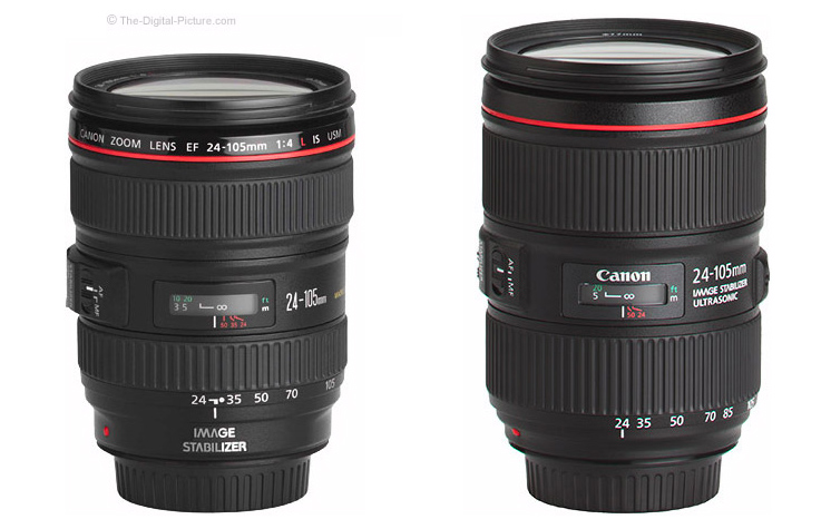 Canon-EF-24-105mm-L-IS-I-vs-II-Lens-Comparison