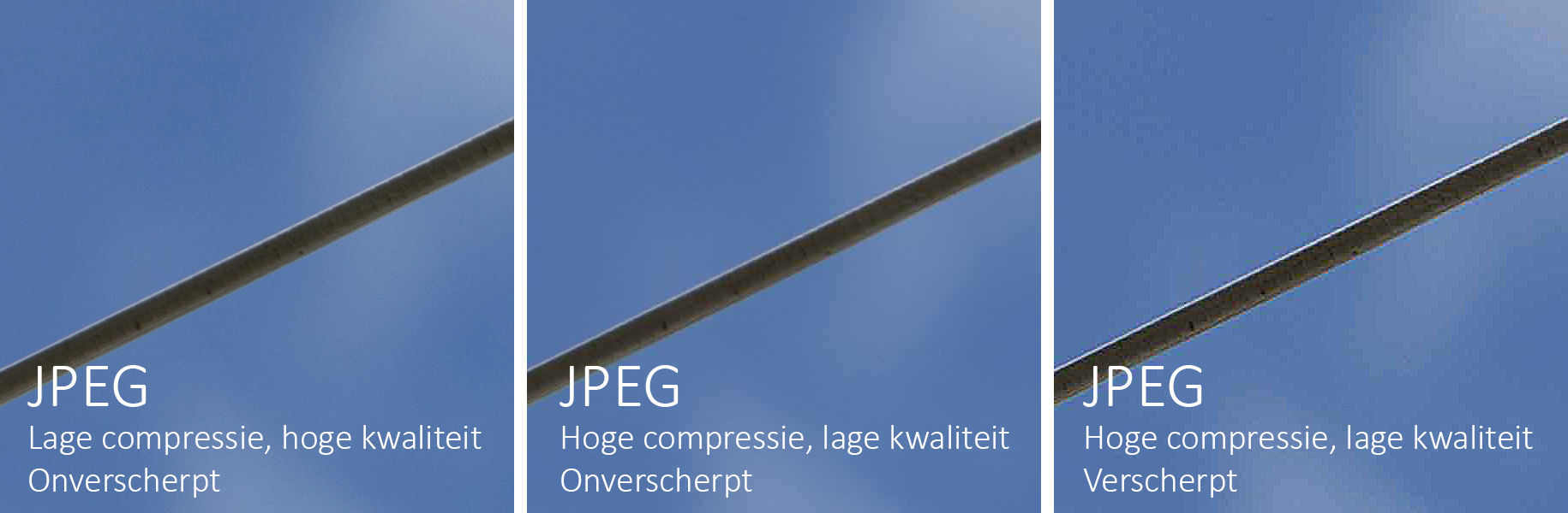 jpeg-verscherping