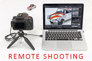 Video | Remote shooting in DPP