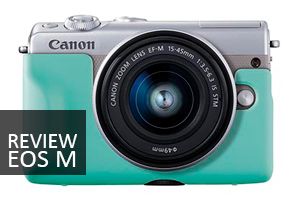 Review | Canon EOS M100