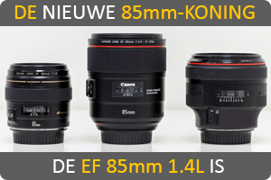 Review | EF 85mm 1.4L IS