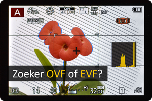 Classroom | Zoeker OVF of EVF