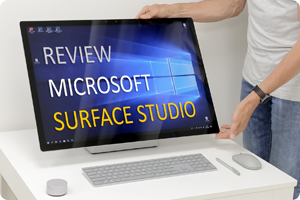 Review | Microsoft Surface Studio