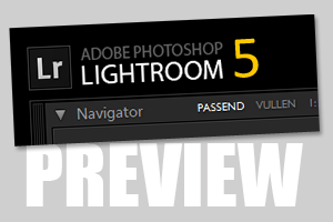 Preview Lightroom 5