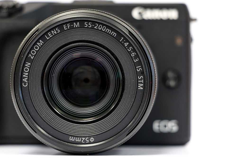 EF-M 55-200mm f4.5-6.3 IS STM