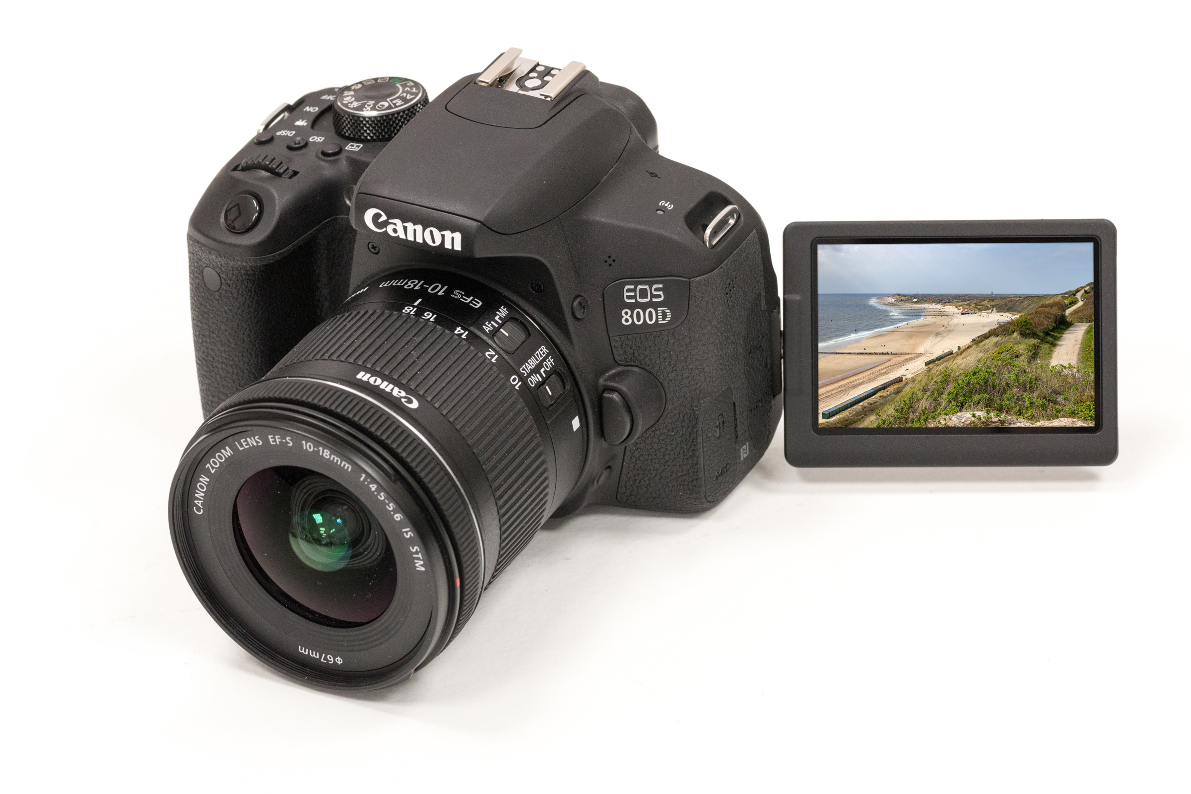 Canon EOS 800D en EOS 77D