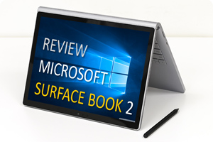 Review | Microsoft Surface Book 2