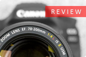 Review | EF 70-200mm 4L IS II