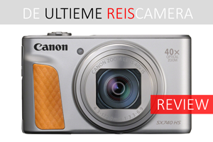 Review | Canon PowerShot SX740 4K