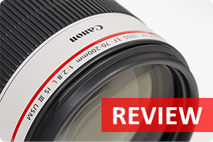 Review | EF 70-200mm 2.8L IS III