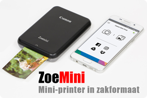 Kennismaking | ZoeMini kaartprinter