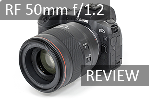 Review | RF 50mm f/1.2L USM