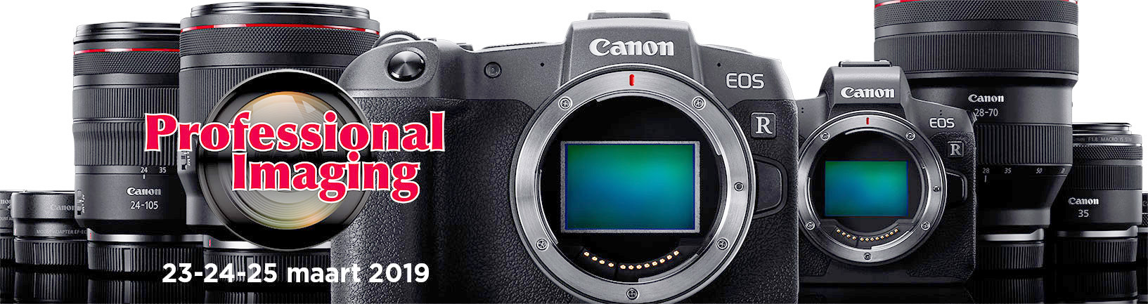 Canon Professional Imaging 2019