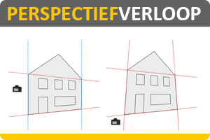 DxO ViewPoint | Perspectiefverloop
