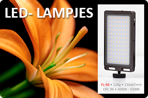 Review | Sunwayfoto LED-lampjes