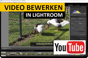 Video bewerken in Lightroom
