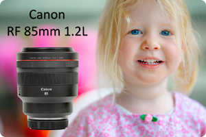 Review | RF 85mm 1.2L USM