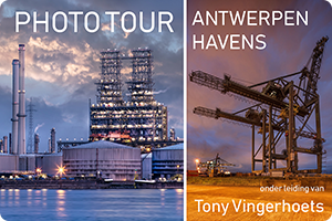 Blog Tony | Tour Antwerpen Haven