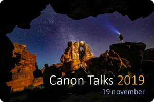 Livestream | Canon Talks 2019