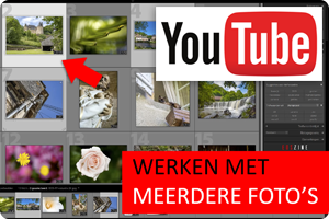 Lightroom | Meerdere foto's (YouTube)