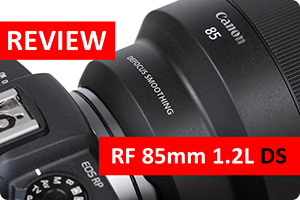 Review | RF 85mm 1.2L DS