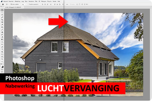 Photoshop | Luchtvervangen