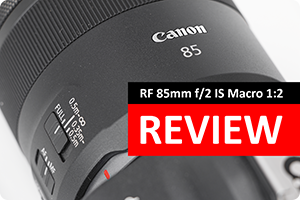 Review | RF 85mm f/2 IS