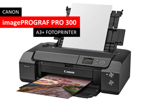 Review | Fotoprinter PRO 300 (A3+)