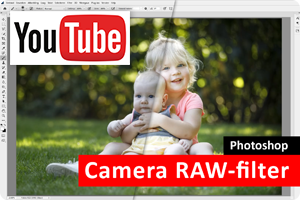 Photoshop | Camera RAW-filter