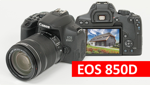 Review EOS 850D