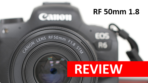 Review RF 50mm 1.8