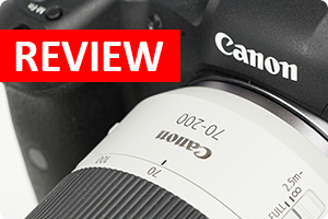 Review | RF 70-200mm f/4L IS