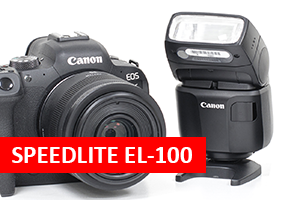 Review | Speedlite EL-100