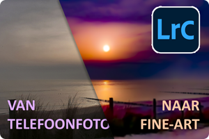 Blog Pieter | Fake fine-art in Lightroom