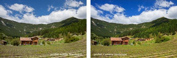 Fotoblog - Use color profile